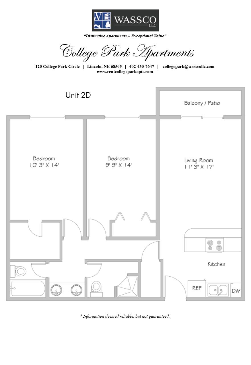 Rent College Park Apartments -